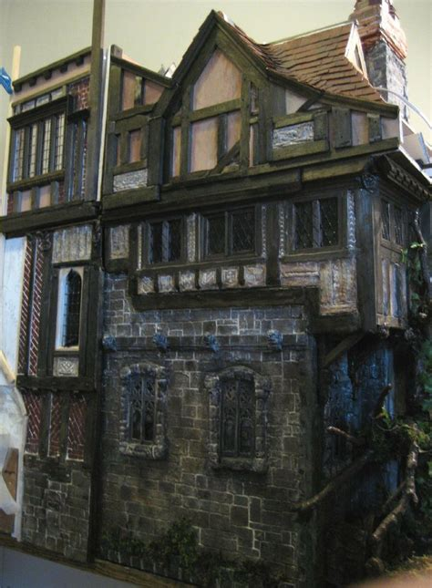 tudor dolls house kits 17 best images about medieval dollhouse on pinterest folding stool dollhouse