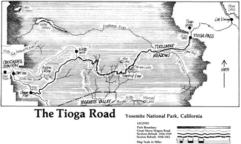 tioga texas map the tioga road a history 1883 1961 1961 1980 map by keith a trexler