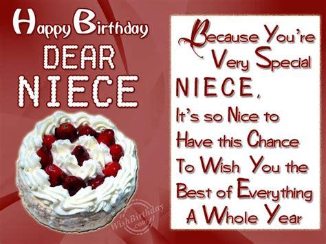 Happy Birthday Wishes Dear Niece Birthday Wishes For Niece Page 6