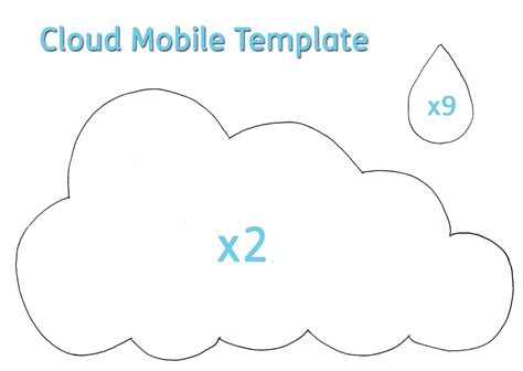 Cloud Template Cloud Template Beepmunk