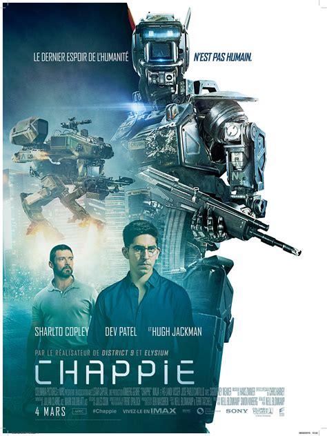 film robot avec hugh jackman chappie film 2015 allocin 233