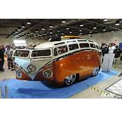 Catch A Wave With This Curvy VW Bus  EBay Motors Blog