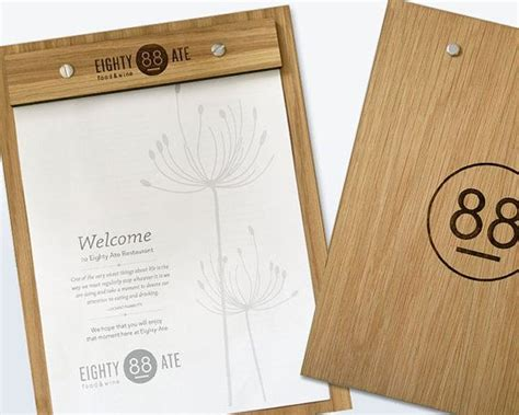 design menu stand 72 best wood menu board and check presenter ideas for