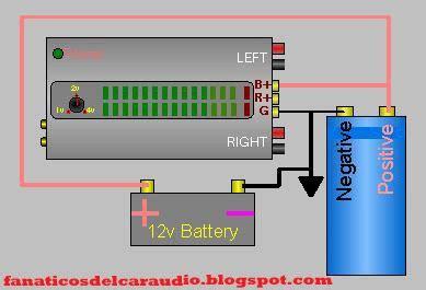 stinger audio capacitor wiring free wiring