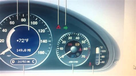 mercedes dashboard symbols mercedes a class dashboard symbols