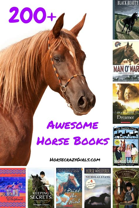 horses and books really big book list