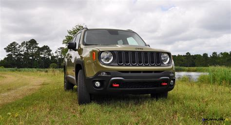 jeep renegade trailhawk 2016 jeep renegade trailhawk review