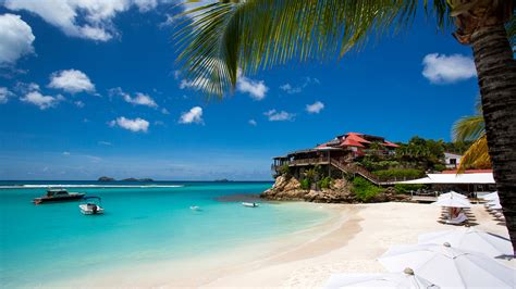 St Rok rock hotel st barths in the caribbean from carrier