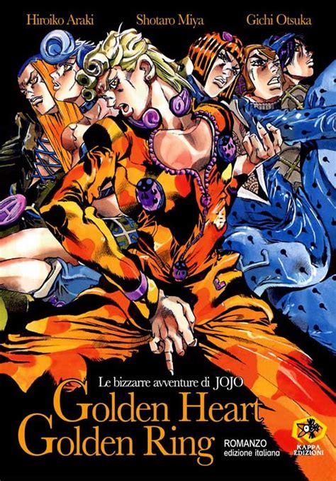 2845809131 jojo s bizarre adventure golden giogio s bizarre adventure 2 golden heart golden ring