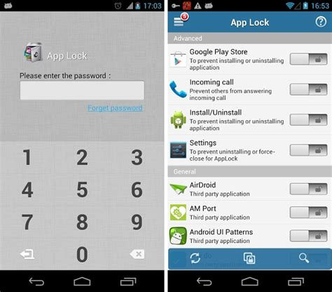 app locks for android indulge your fantasies with these android apps