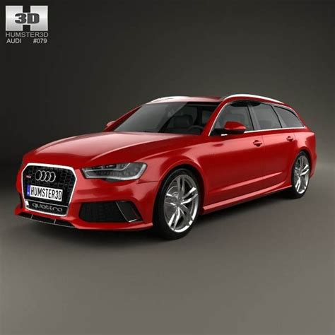 Audi Rs6 C7 Price by Audi Rs6 C7 Avant 2014 3d Model Models Audi Rs And