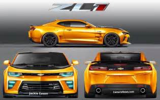 is this the camaro zl1 chevy is going to build