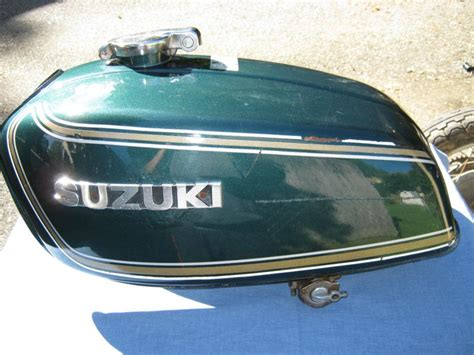 Suzuki Gas Cap by Buy Suzuki Gt550 Fuel Tank With Gas Cap Fuel Valve And