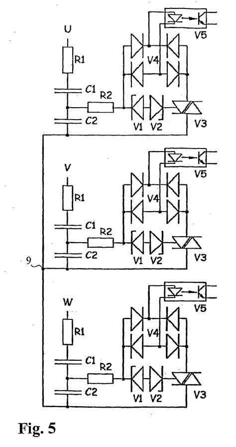 phase detector circuit diagram circuit diagram of a phase failure wiring diagram schemes