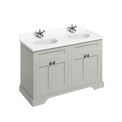 bathroom vanities burlington burlington olive 1300mm freestanding double vanity unit