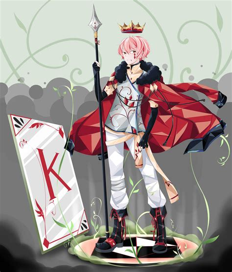Anime King by King Of Diamonds By Oceres On Deviantart