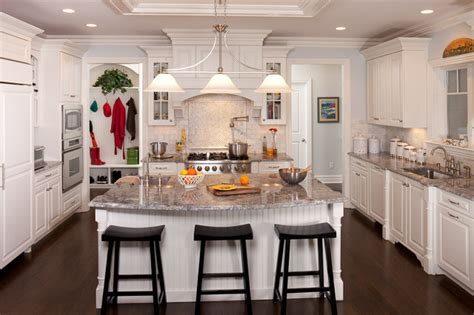 Grand Kitchen Designs New Traditional Grand Kitchen Kitchen New York By American International Designs Inc