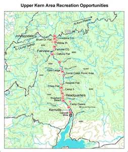 trail maps kernville ca preview kern river