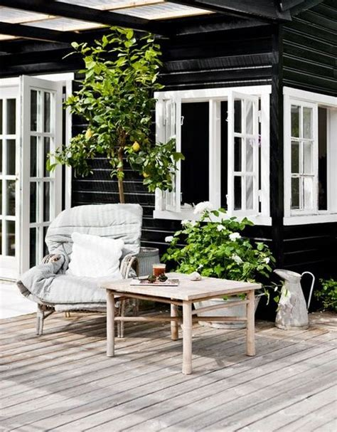 Scandinavian Terrace Decor Ideas   ComfyDwelling.com