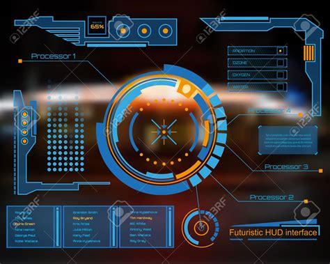 stock vector futuristic picsart background graphic