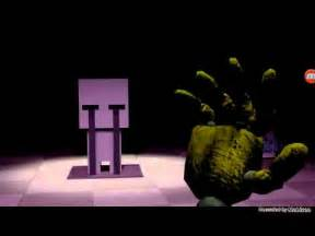 Fnaf sfm purple guys death reaction youtube