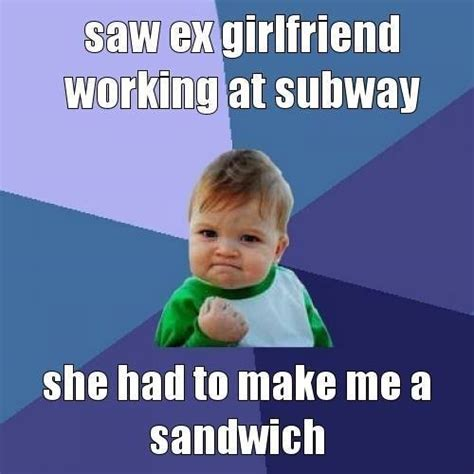 Funny Ex Girlfriend Memes - saw ex gf funny pictures quotes memes funny images