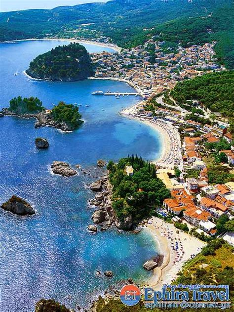 Islands In Kitchen by Accommodation In Parga Greece Hotels Villas Studios