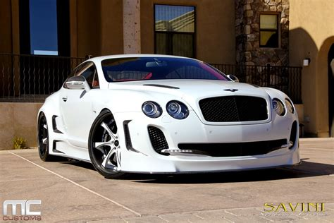 customized bentley mc customs bentley continental car tuning