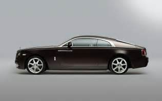 Roll Royces Rolls Royce Wraith Look New Cars Reviews
