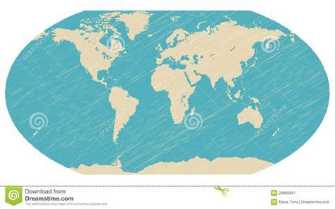world globe map vector stock vector image  atlas