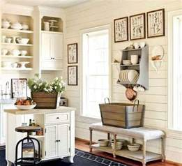 ideas for kitchen decorating 35 cozy and chic farmhouse kitchen d 233 cor ideas digsdigs