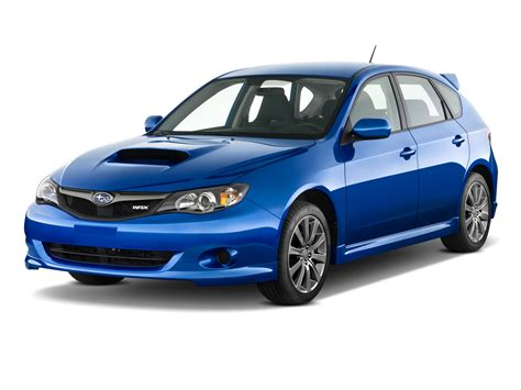 2009 subaru impreza reviews and rating motor trend