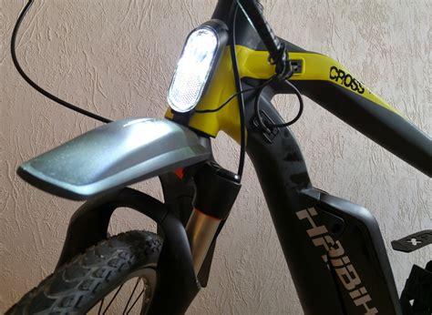 haibike beleuchtung haibike original xduro rx bosch scheinwerfer