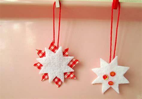 membuat hiasan bintang natal pink s hiasan natal bintang