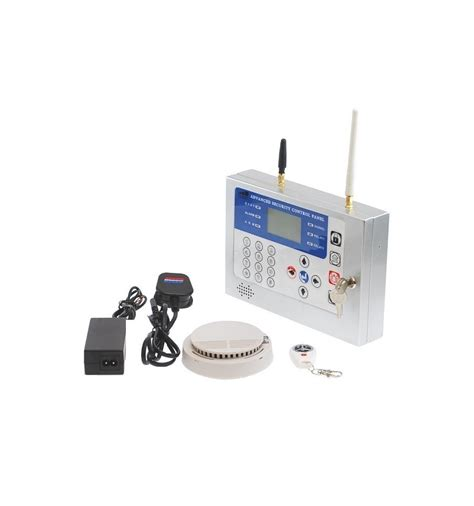 Alarm Gsm gsm smoke alarm wireless kp heavy duty workshop
