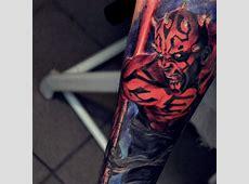250+ Most Memorable Star Wars Tattoo Zabrak Jedi And Sith