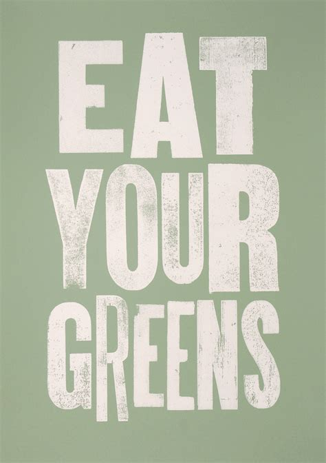 Your Greens by Eat Your Greens Shop All Shop The Calm Gallery