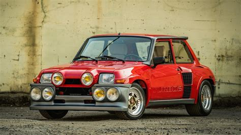 renault 5 turbo 1 glorious 1985 renault r5 turbo 2 evolution is the perfect