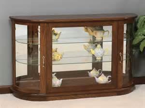 Corner Curio Cabinet Short Top Small Curio Cabinets On Duane Corner Curio Cabinet In