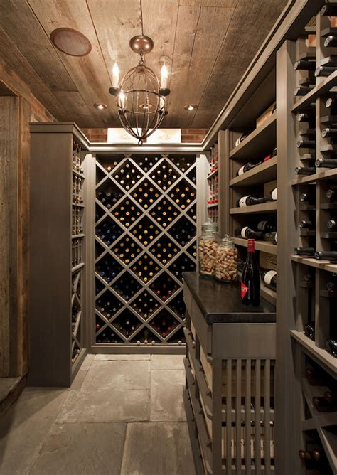 wine cellar in basement wine cellar country basement philip gorrivan design