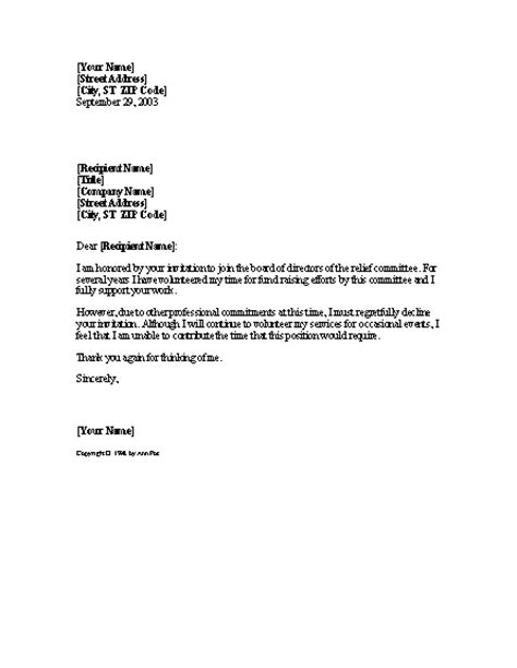 Hoa Board Resignation Letter Exle 10 Best Images Of Board Meeting Notice Letter Board