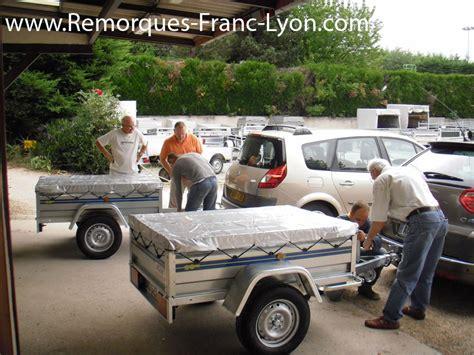 Location Remorque Porte Voiture Lyon by Remorques Franc Lyon Limonest Vente Et Location De