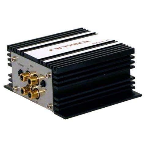 Small 4 Channel Home Lifier Bmwx 43 Nitro 4 Channel 300 Watt Mini Lifier