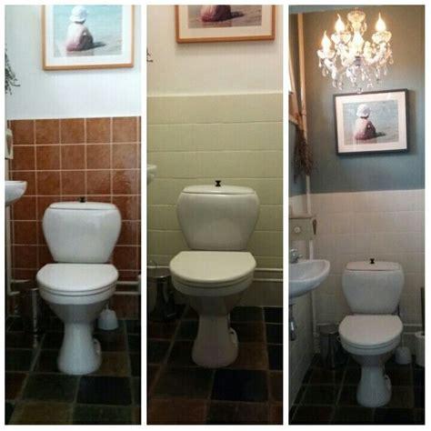 wc tegels behangen 25 beste idee 235 n over tegels schilderen op pinterest