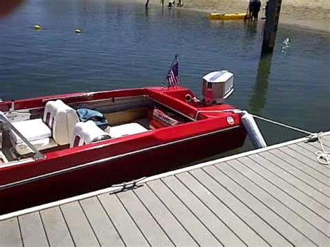 1969 chrysler boat 1969 chrysler sport boat at newport harbor youtube