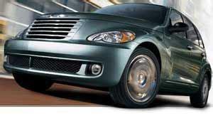 chrysler pt cruiser fuel consumption 2006 chrysler pt cruiser specifications car specs