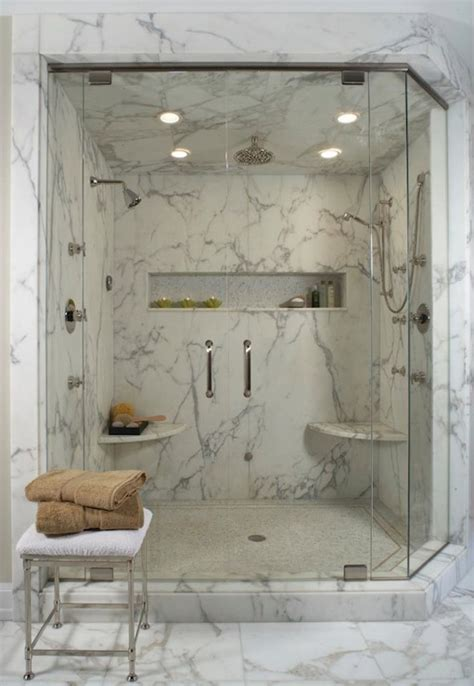 bathroom shower ideas pictures to da loos supersized modern shower nooks