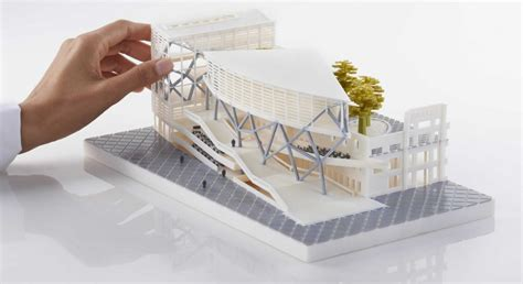 Javelin To Introduce 3d Printing To Architectural Firms In Architectural Plans Printers