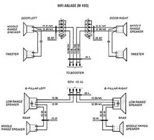 car tweeter speaker wiring diagram car free engine image