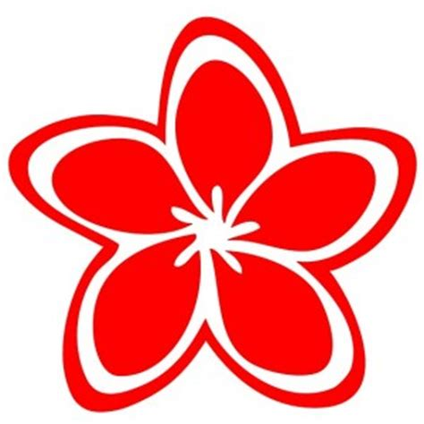 plumeria flower temporary tattoo maori hawai vaiana moana